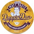 Dapper Dan Matt Pasta Modellante 100ml - Lunga Tenuta Brillantezza Bassa