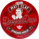 Dapper Dan Matt Clay 100ml - Starker Halt