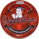 Dapper Dan Deluxe Pomata 100ml - Tenuta Media Brillantezza Media