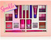 Sunkissed All About Sparkle Gift Set 17 Pieces