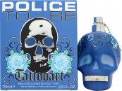 Police To Be Tattooart for Man Eau de Toilette 75ml Spray