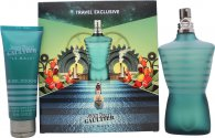 Jean Paul Gaultier Le Male Confezione Regalo 125ml EDT + 75ml All-Over Gel Doccia