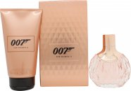 James Bond 007 for Women II Gift Set 50ml EDP + 150ml Body Lotion