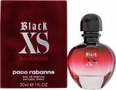 Paco Rabanne Black XS Eau de Parfum 30ml Spray