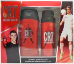 Cristiano Ronaldo CR7 Set Regalo 200ml Gel Doccia + 150ml Spray Corpo