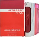 Paco Rabanne Ultrared Eau de Toilette 50ml Spray