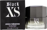 Paco Rabanne Black XS Eau de Toilette 1.7oz (50ml) Spray - New Packaging