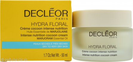 Décléor Hydra Floral Intense Nutrition Cocoon Cream 50ml
