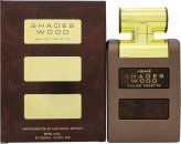 Armaf Shades Wood Eau de Toilette 100ml Spray