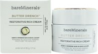 bareMinerals Butter Drench Restorative Rich Cream 50ml - Für trockene Haut