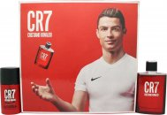 Cristiano Ronaldo CR7 Set Regalo 50ml EDT + 75g Deodorante Stick