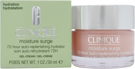 Clinique Moisture Surge 72-Hour Auto-Replenishing Gel-Cream Hydrator 30ml