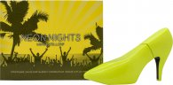 Laurelle Sexxy Shoo Neon Nights Miami Yellow Eau de Parfum 100ml Spray