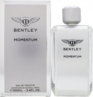 Bentley Momentum Eau de Toilette 100ml Spray