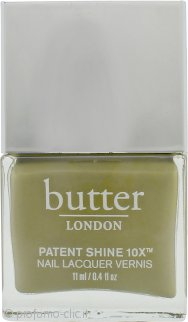Butter London Patent Shine 10X Smalto 11ml - Dapper