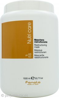 Fanola Nutri Care Restructuring Hair Mask 1500ml