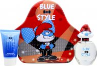 The Smurfs Papa Gift Set 50ml EDT + 75ml Bubble Bath