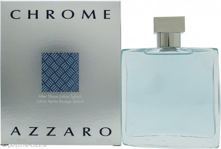 Azzaro Chrome Aftershave Lotion 100ml