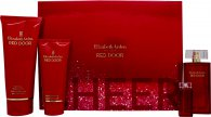 Elizabeth Arden Red Door Gift Set 50ml EDP + 5ml EDP + 200ml Body Lotion + 100ml Bath & Shower Gel