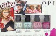 OPI Grease Collection Mini Smalto Per Unghie Set Regalo 4 Pezzi