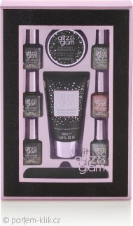 Style & Grace Glitz & Glam Perfect Mani-Care Set Gift Set 9 Pieces