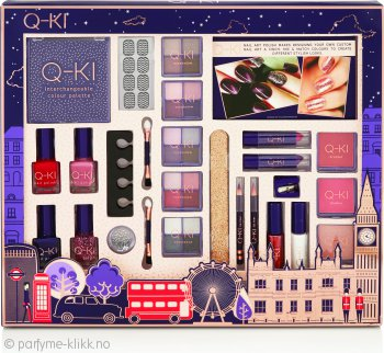 Q-KI Professional Catwalk Collection Gavesett 39 Deler