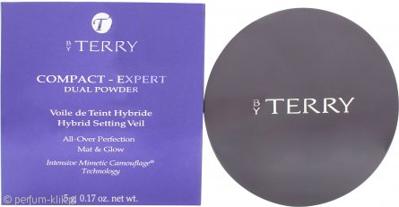 By Terry Compact-Expert Dual Powder 5g - 3 Apricot Glow