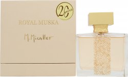 M. Micallef Royal Muska Eau de Parfum 100ml Spray