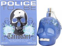 Police To Be Tattooart for Man Eau de Toilette 40ml Spray
