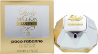 Paco Rabanne Lady Million Lucky Eau de Parfum 50ml Spray
