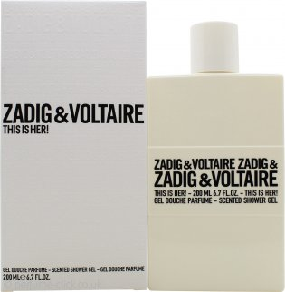Zadig & Voltaire This is Her Shower Gel 200ml