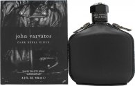 John Varvatos Dark Rebel Rider Eau de Toilette 125ml Spray