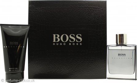 Hugo Boss Boss Selection Gift Set 85ml EDT + 150ml Shower Gel