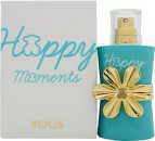 Tous Happy Moments Eau de Toilette 50ml Spray