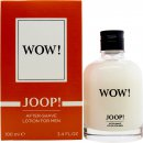 Joop! Wow! Aftershave Lotion 100ml Splash