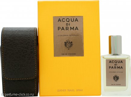Acqua di Parma Colonia Intensa Gift Set 30ml EDC + Leather Case