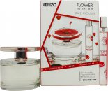 Kenzo Flower In The Air Set Regalo 100ml EDP + 15ml EDP