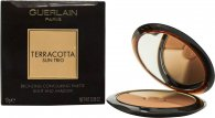 Guerlain Terracotta Sun Trio Bronzing and Contouring Pallete 10g - Natural