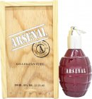 Gilles Cantuel Arsenal Red