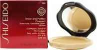 Shiseido Sheer and Perfect Compact Foundation SPF15 10g - I60