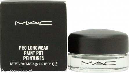MAC Pro Longwear Paint Pot Eye Colour 5g - Clearwater