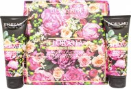 Borsari Floralia Peonia Reale Gift Set 100ml Body Lotion + 100ml Shower Gel