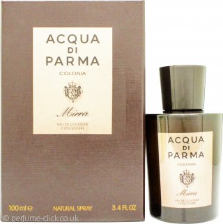 Acqua di Parma Colonia Mirra Eau de Cologne Concentrée 100ml Spray