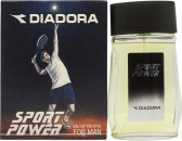 Diadora Sport Power Tennis Eau de Toilette 100ml Spray