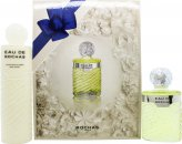 Rochas Eau De Rochas Gift Set 220ml EDT + 500ml Body Milk