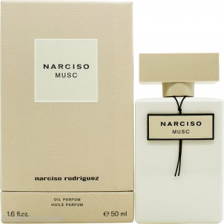 Narciso Rodriguez Narciso Musc Perfume Oil 50ml