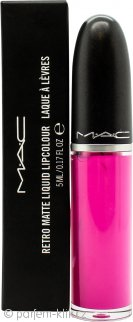 MAC Retro Matte Liquid Lipstick 5ml - Fuchsia Flicker