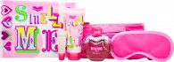 Moschino Pink Bouquet Gift Set 100ml EDT + 100ml Body Lotion + 10ml Lip Gloss
