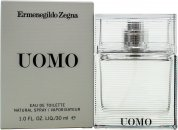 Ermenegildo Zegna Uomo Eau De Toilette 30ml Spray