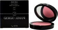 Giorgio Armani Cheek Fabric Róż 4g - 500 Pop